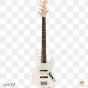 Bass Guitar - Fender American Professional Jazz Bass Fender American Professional Stratocaster Fender American Elite Jazz Bass V Bass Guitar Fender Bass V PNG