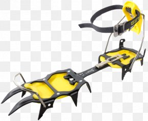 Snow Slopes - Crampons Ice Climbing Mountaineering Ice Axe PNG