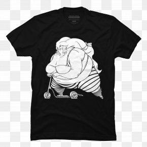 T-shirt - T-shirt Hoodie Memphis Sleeve PNG