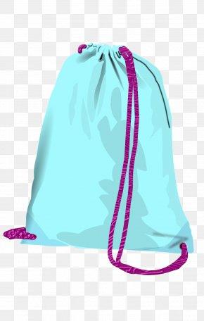 Bag - Bag Drawstring Backpack Clip Art PNG
