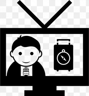 Privacy Notice - Television Show Clip Art Journalist PNG