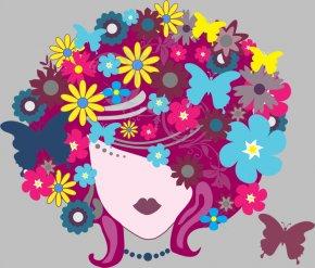 Regenerate Silhouette - Clip Art Floral Design Vector Graphics Openclipart Flower PNG