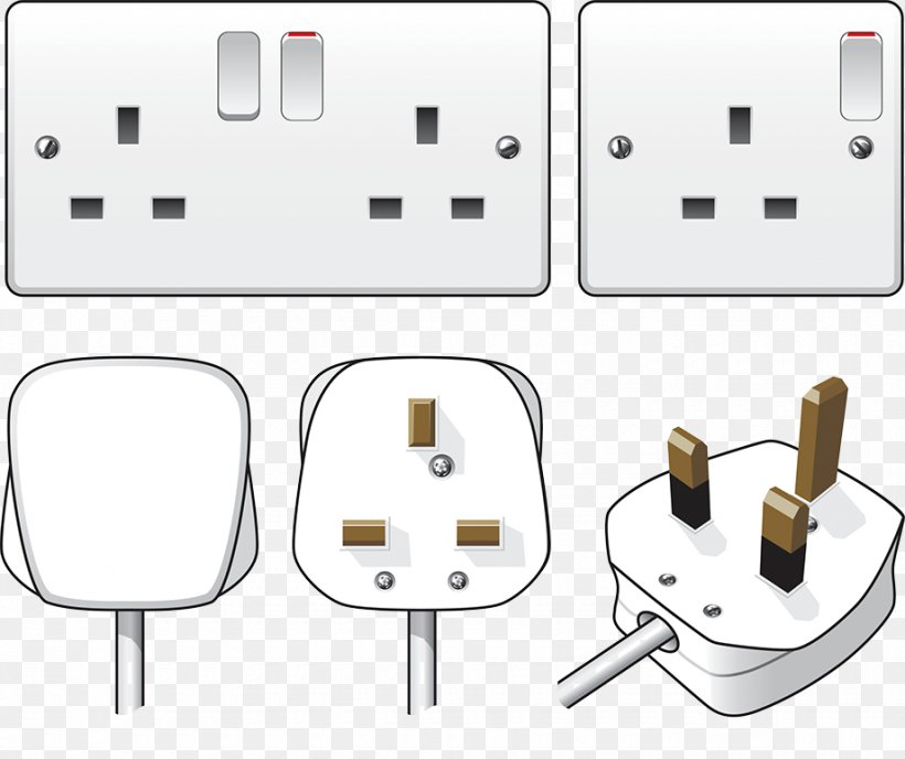 AC Power Plugs And Sockets Electrical Wiring Power Cord ... on switch to switch wiring, switch to plug wiring, switch to light wiring,