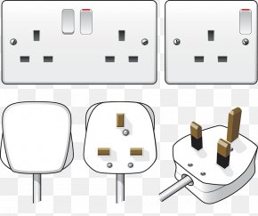 Home Power Outlet Switch - AC Power Plugs And Sockets Electrical Wiring Power Cord Network Socket Electricity PNG