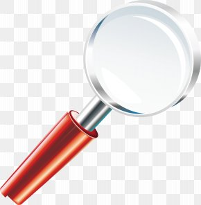 Magnifying Glass Vector Element - Magnifying Glass PNG