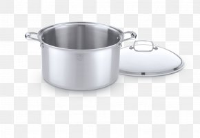 Frying Pan - Cookware Stock Pots Frying Pan Stainless Steel PNG