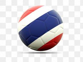 Football Flags - Thailand National Football Team Flag Of Thailand PNG