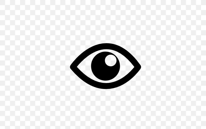Eye, PNG, 512x512px, Eye, Black And White, Brand, Human Eye, Logo Download Free