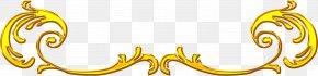 Gold - Gold Organism Line Symbol Font PNG