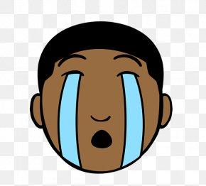 Thank You Emoji - Nose Cheek Human Behavior Forehead Clip Art PNG