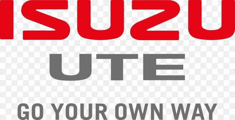Logo Isuzu Motors Ltd. Broome Motors Brand Design, PNG, 2309x1181px, Logo, Area, Brand, Broome, Isuzu Motors Ltd Download Free