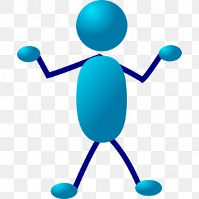 Free Animated Images - Person Stick Figure Free Content Clip Art PNG