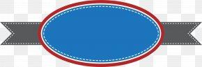 Blue Circle Banner - Circle Web Banner Logo Icon PNG