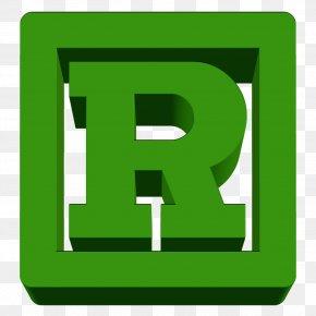 R - Letter Alphabet PNG