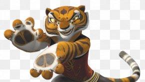 Kung-fu Panda - Po Tigress Master Shifu Oogway Giant Panda PNG