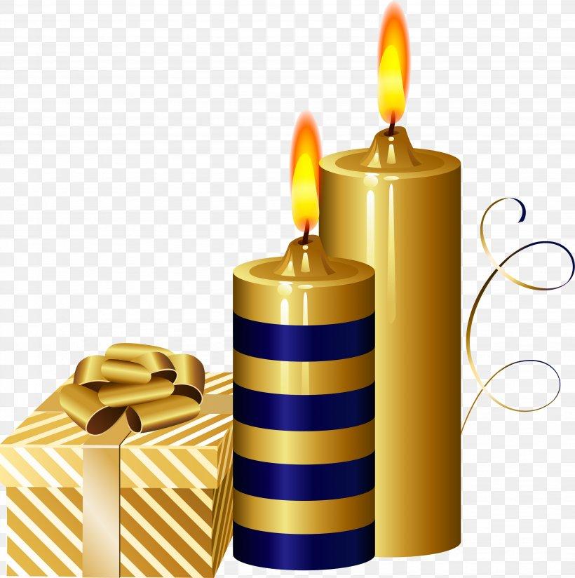 Christmas Candle Desktop Wallpaper Image Png 3889x3911px