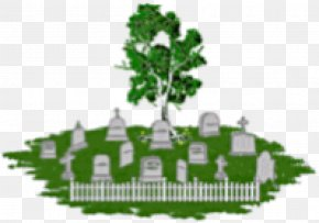 Cemetery - Highland Cemetery Headstone Clip Art PNG