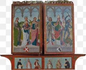 Altar - St. Nicholas' Church, Tallinn Art Museum Of Estonia Niguliste Kiriku Peaaltar Altarpiece PNG