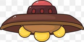 Cartoon UFO UFO - Unidentified Flying Object Cartoon PNG