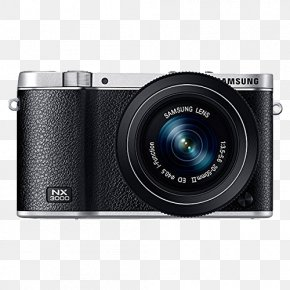 Camera - Samsung Galaxy NX Mirrorless Interchangeable-lens Camera APS-C Active Pixel Sensor PNG