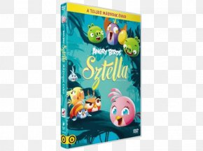 Season 2 Angry Birds 2 DVD Angry Birds StellaSeason 1Allj - Angry Birds Stella PNG