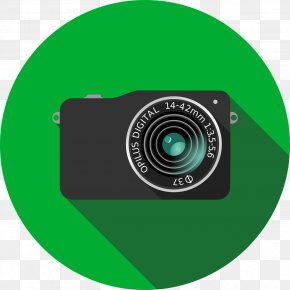 Reflection - Camera Lens Photographic Film Video Cameras PNG