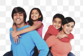 Moslem Family - Social Media Family Single Parent Child PNG