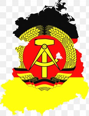 Flag - Flag Of East Germany Flag Of Germany PNG