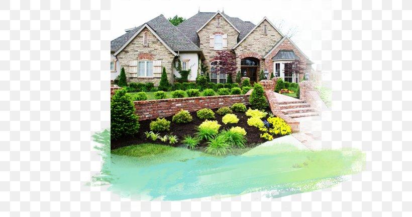 Landscaping Garden Landscape Design Front Yard House Png