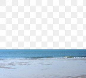 Blue Sea View - Sea Water Sky Microsoft Azure Pattern PNG