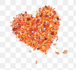 Autumn Leaves Parallel To Love 1 - Autumn Leaf Color Yellow PNG