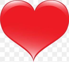 Heart-shaped - Heart Love Symbol Illustration PNG