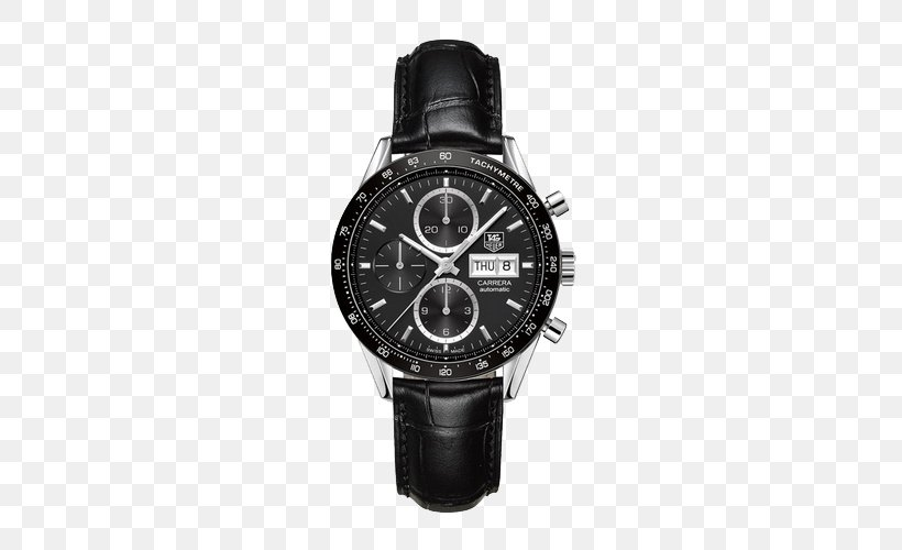 Automatic Watch TAG Heuer Chronograph Mido, PNG, 500x500px, Watch, Automatic Watch, Brand, Breitling Sa, Chronograph Download Free