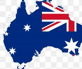 Australian Flag - Flag Of Australia Australian Border Force Flag PNG