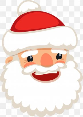 Happy Santa Claus - Santa Claus Christmas Clip Art PNG