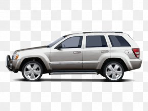 Jeep - 2008 Jeep Grand Cherokee Car Sport Utility Vehicle Volkswagen PNG