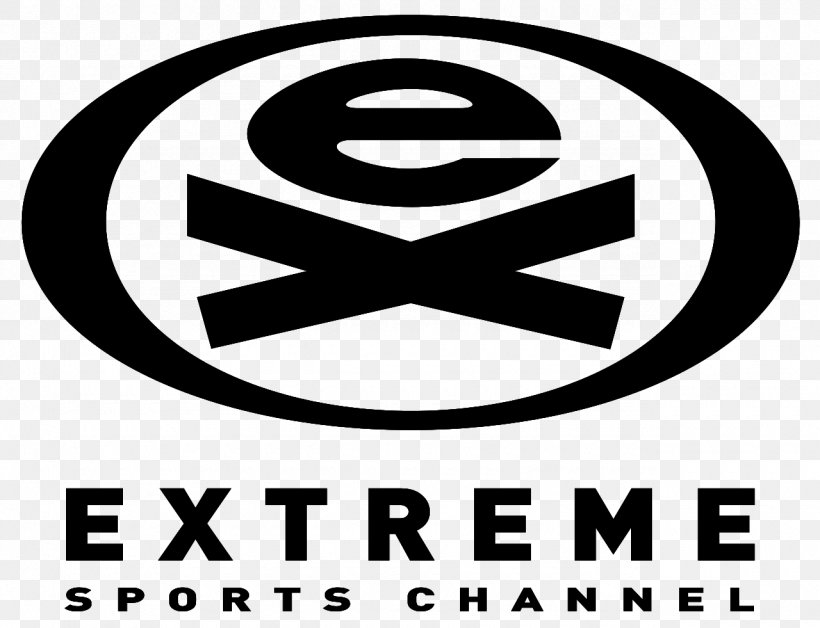 Extreme Sports Channel Television Channel Logo Png 1280x981px Extreme Sports Channel Area Black And White Brand