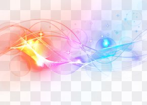 With Colored Light - Light Optics Software PNG