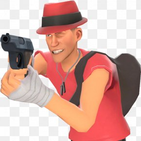 Hat - Team Fortress 2 Hat Fedora Federalism Wiki PNG