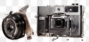 Mechanical Camera - Camera Lens Digital Camera Photography PNG