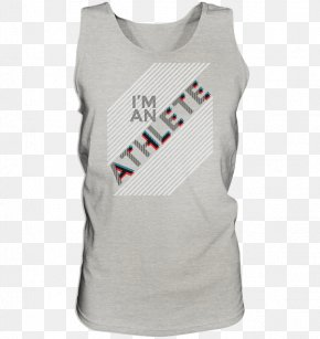 Bodybuilding Clothing - T-shirt Gilets Active Tank M Sleeveless Shirt PNG