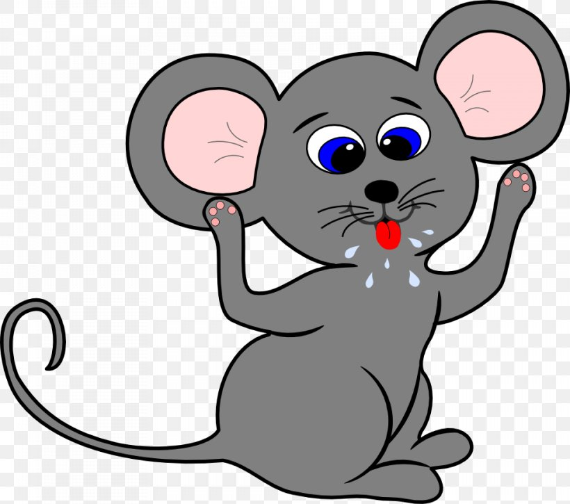 Mouse Cartoon Drawing Clip Art Png 984x870px Mouse