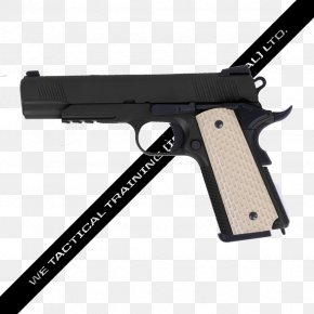 Handgun - Trigger Airsoft Guns Dan Wesson Firearms PNG
