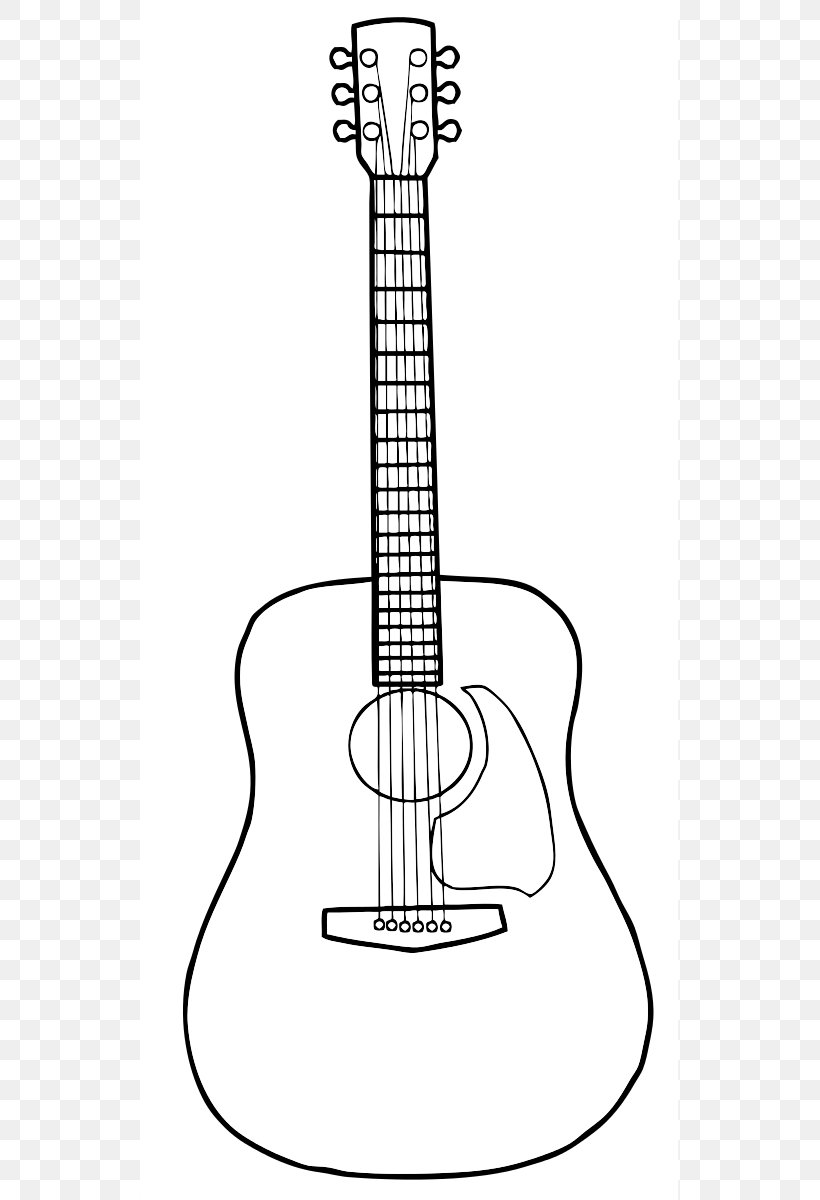 Acoustic Guitar Drawing Clip Art Png 539x1200px Watercolor Cartoon Flower Frame Heart Download Free