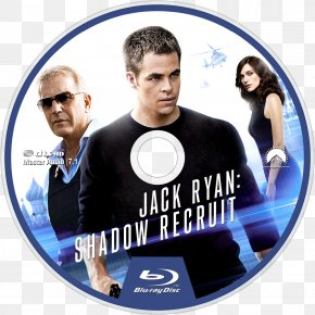 Chris Pine - Chris Pine Kenneth Branagh Jack Ryan: Shadow Recruit Blu-ray Disc United States PNG