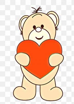 Pleased Teddy Bear - Teddy Bear PNG