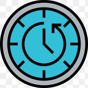 Clock - Sophos SafeGuard Easy Disk Encryption Software Icon PNG