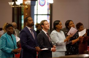 Mark Zuckerberg - United States Presidential Election, 2020 President Of The United States Facebook Chief Executive PNG