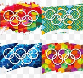 Rio Olympics - 2016 Summer Olympics Rio De Janeiro 2016 Summer Paralympics Ring Olympic Symbols PNG