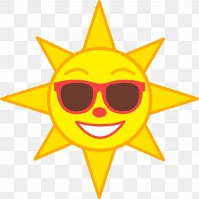 Sun Clip Art - Happiness Clip Art PNG
